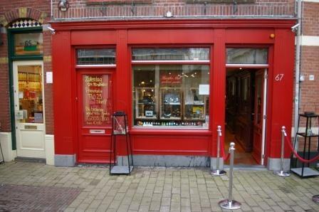 FLO23 ZILVER Haarlem Marijke Mul Floris Juwelier