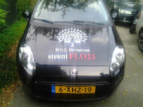 M.H.C. Bennebroek FLO23 Haarlem Floris Sieraden