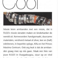 VNC Magazine flo23 haarlem floris sieraden