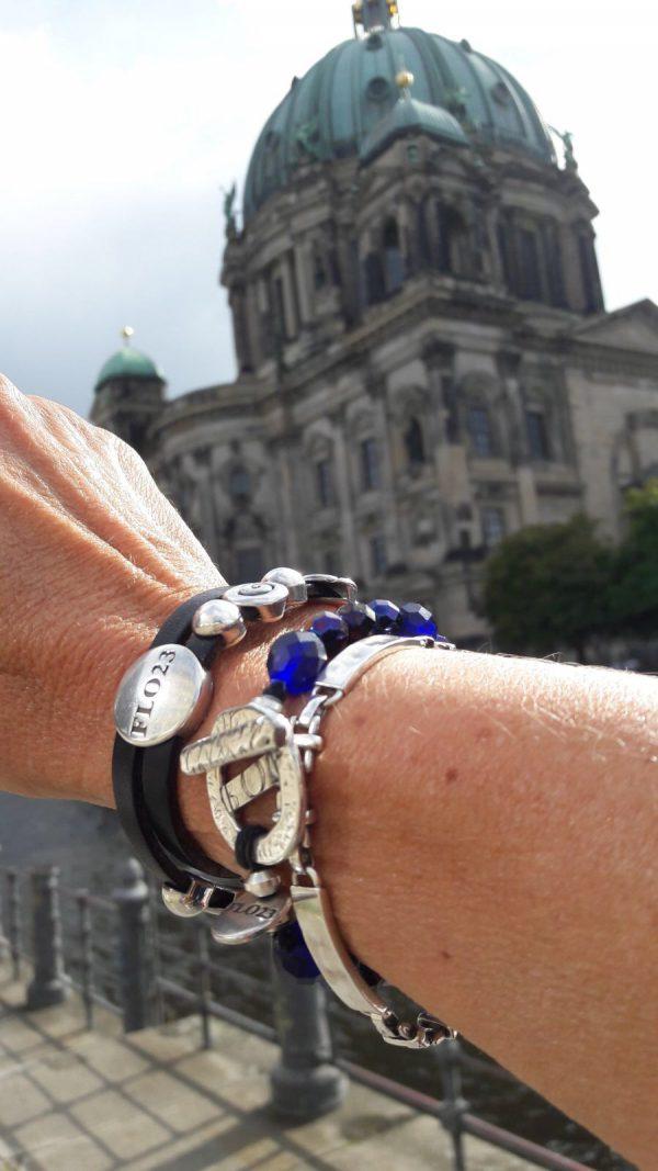 Armband Swarovski Blue