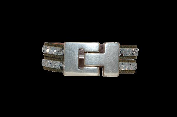 Armband Glitters Silver II