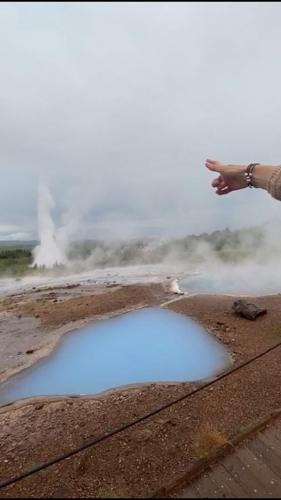 Iceland - Lilt Geyser